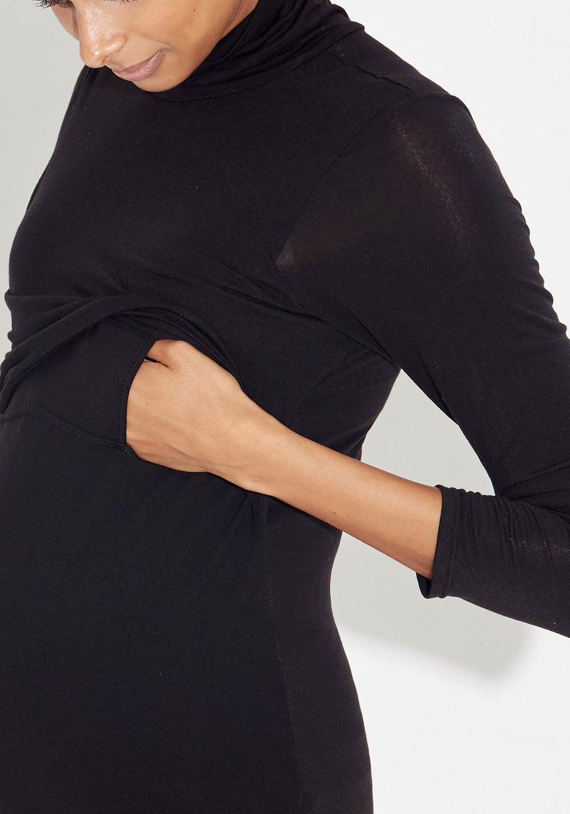 ESSENTIAL NURSING TURTLENECK