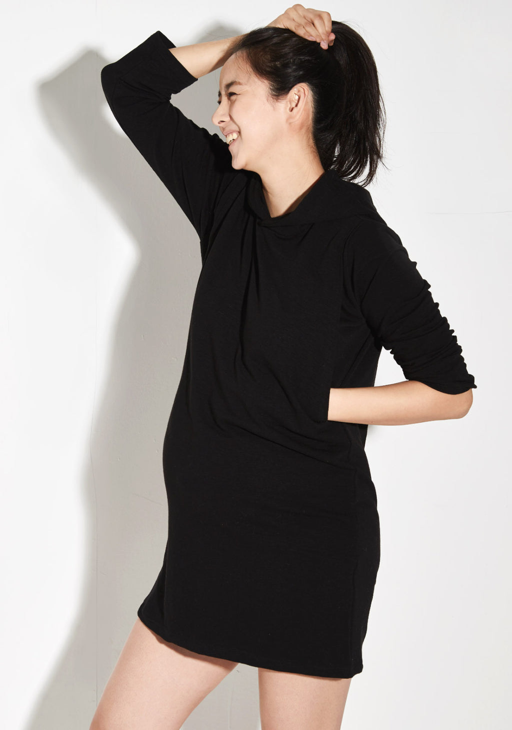 NURSING SWEAT DRESS