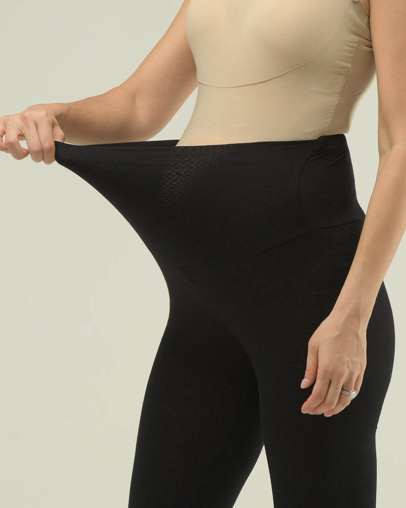 PREMIUM SOFT TENCEL CROPPED LEGGINGS
