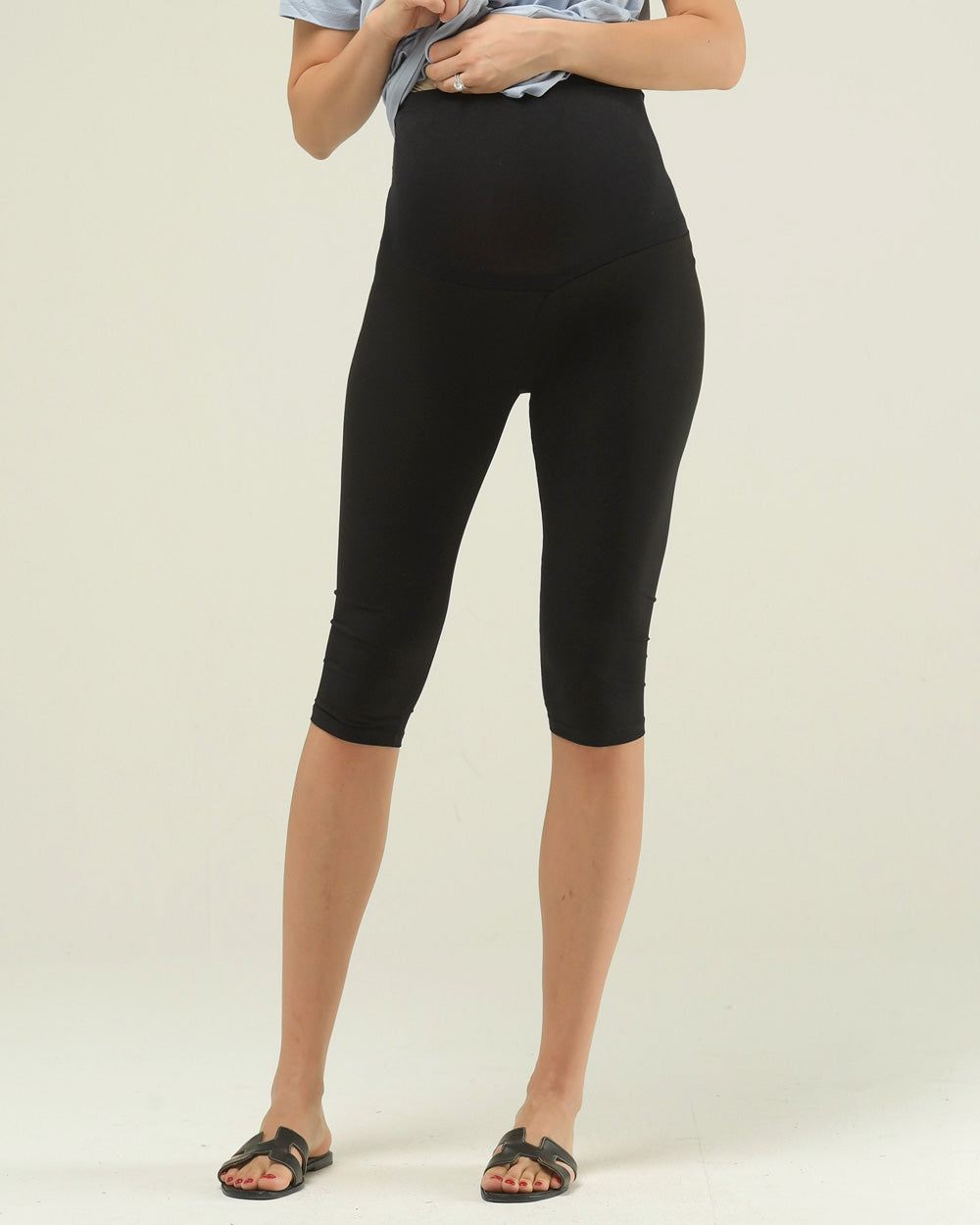 COOLING CAPRI LEGGINGS