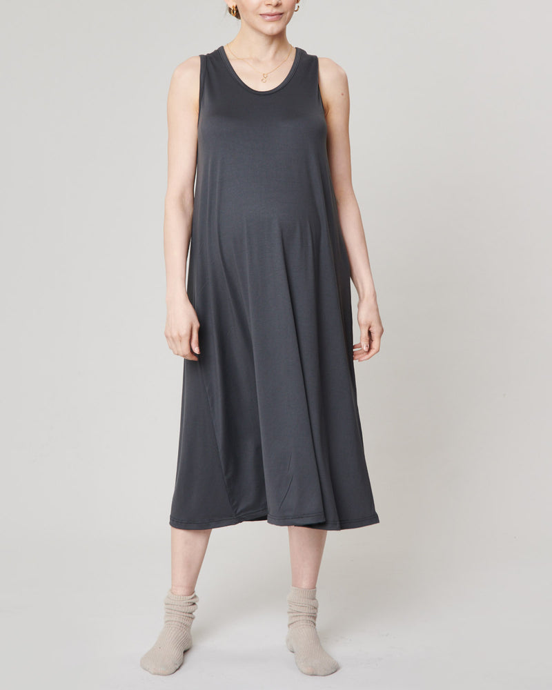 SUPER SOFT STRETCH DRESS & HEADBAND #1