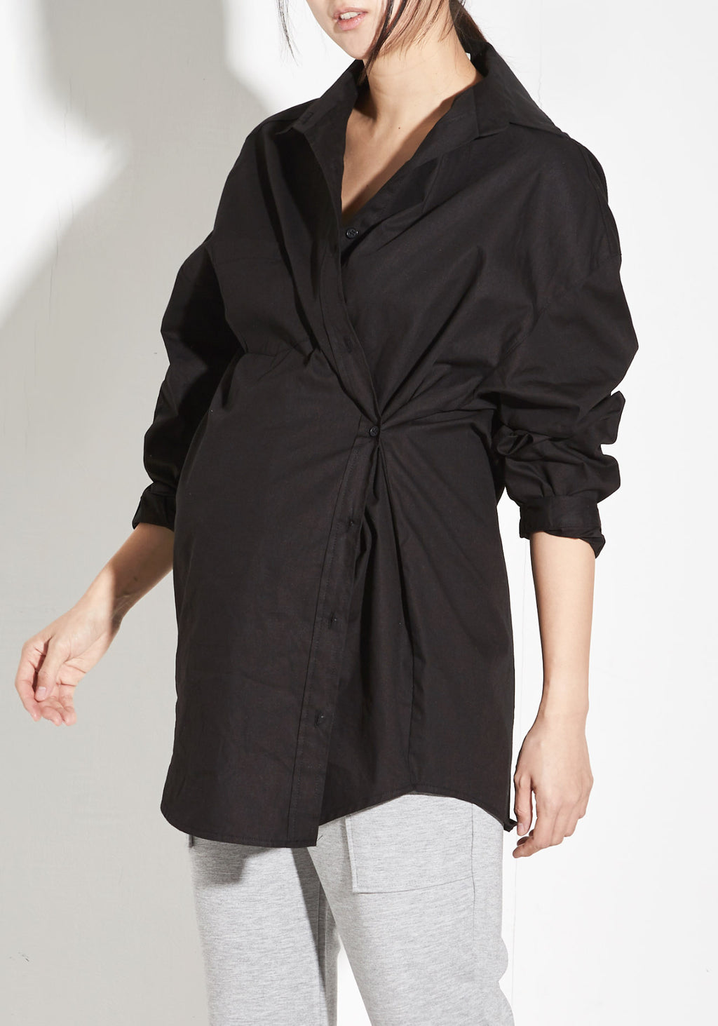 2-WAY BOYFRIEND SHIRT
