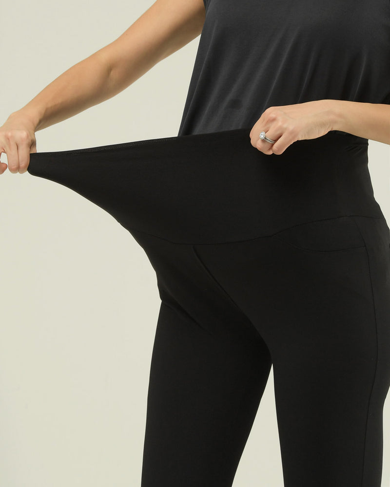 COOLING STRAIGHT LEGGING PANTS