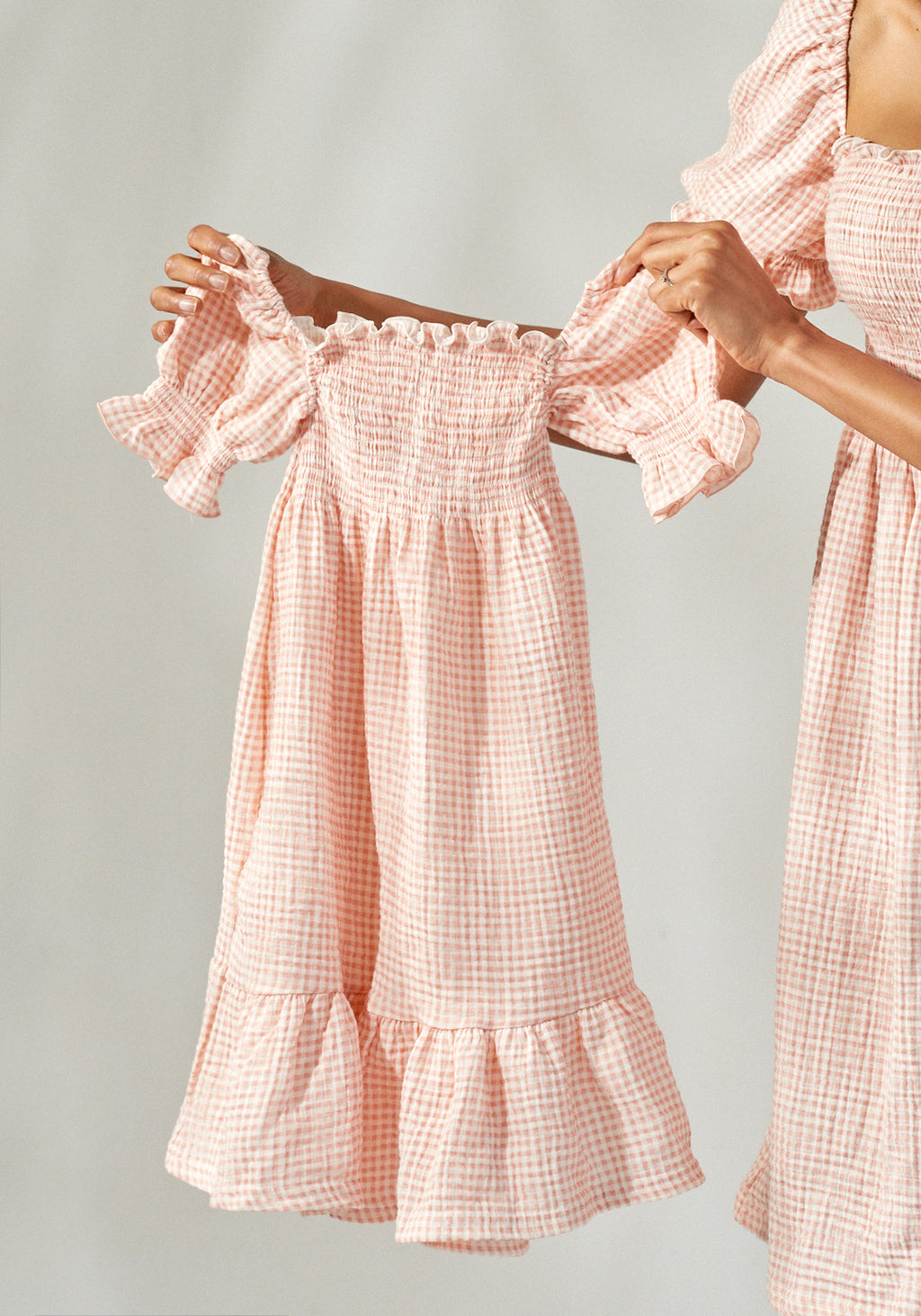 MOMMY & ME HANA DRESS