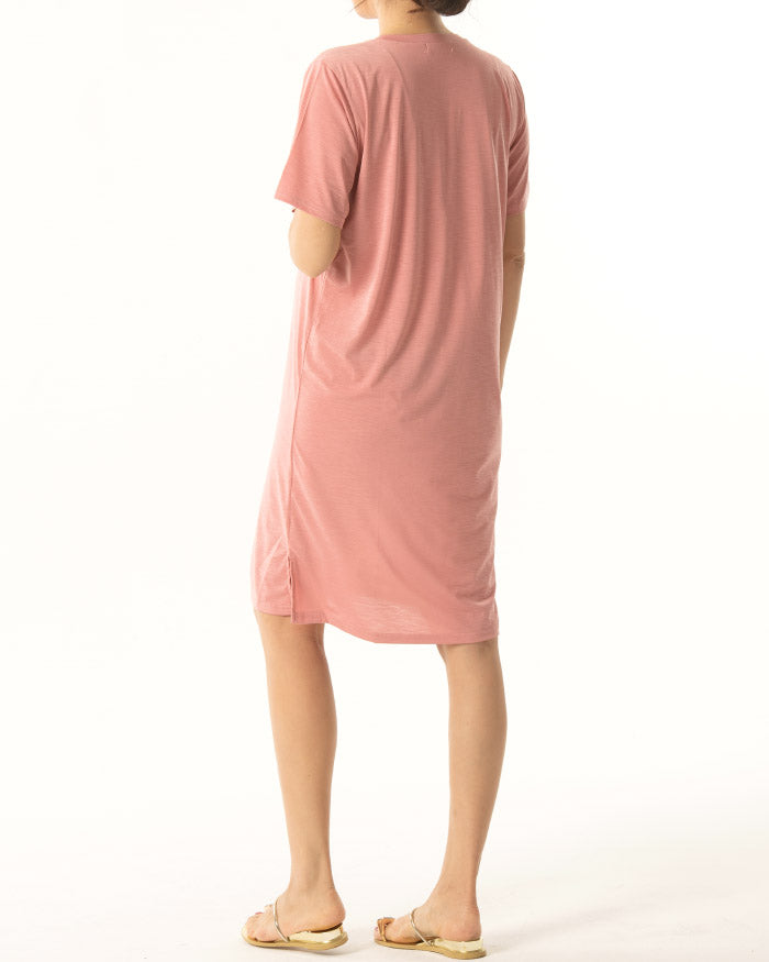 COOLING EFFECT STRETCHY DRESS