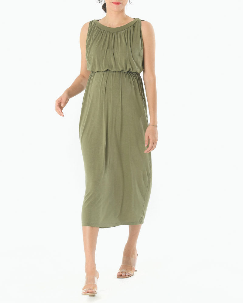 [EDITOR'S PICK] ATHENS JERSEY DRESS