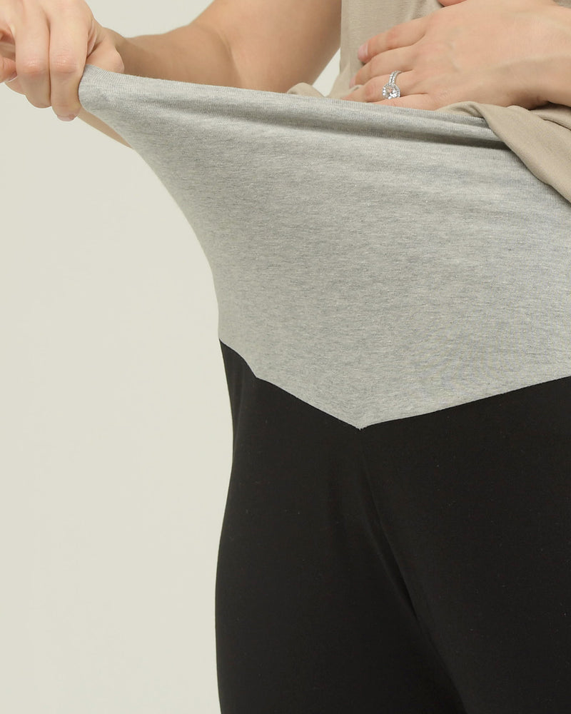 ADDICTION YOGA FIT JERSEY PANTS