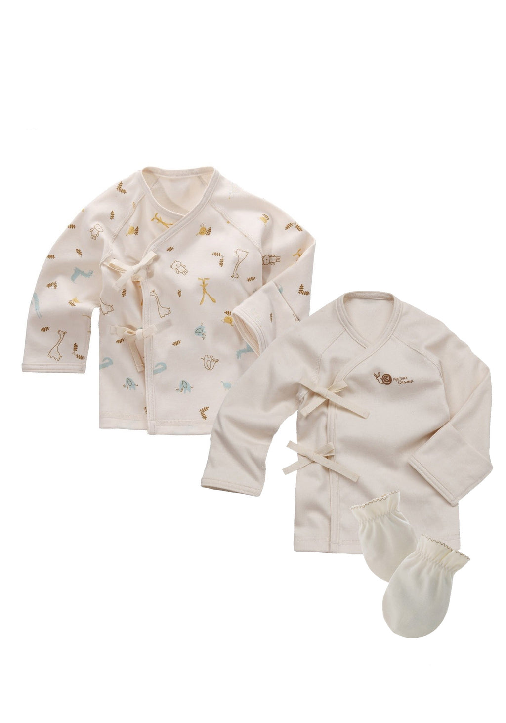 ORGANIC COTTON NEWBORN SET