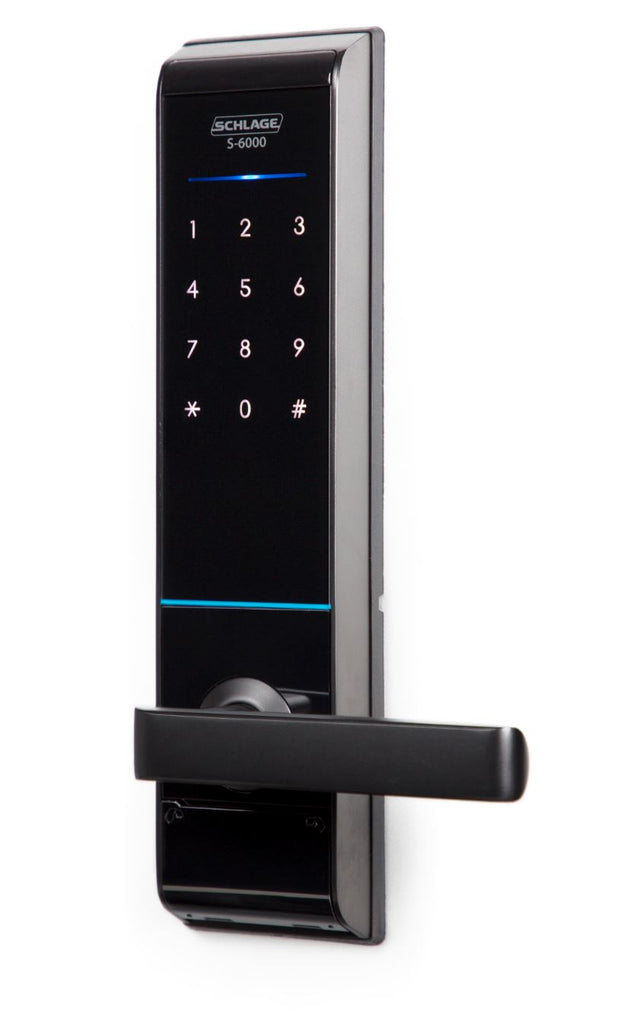 Schlage S-6000 Digital Lock front side view