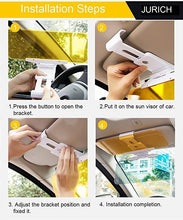 Load image into Gallery viewer, The new anti-glare visor (50%0ff only this week)+CAR SCRATCH REMOVER REPAIR PEN (2pcs)