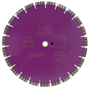 "Unitec Destroyer 14"" Diamond Blade"