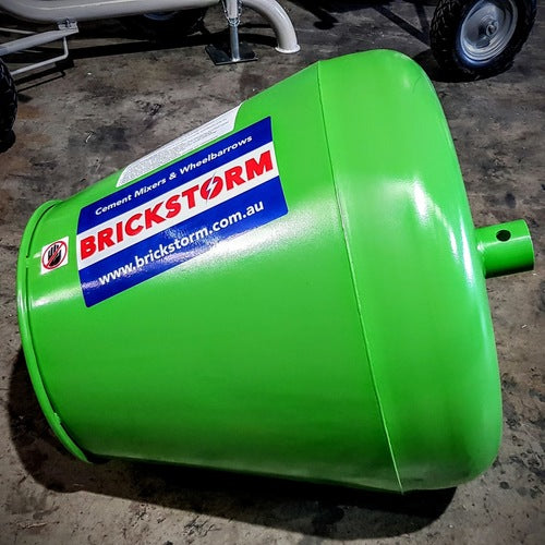Brickstorm  Hydraulic Bowl