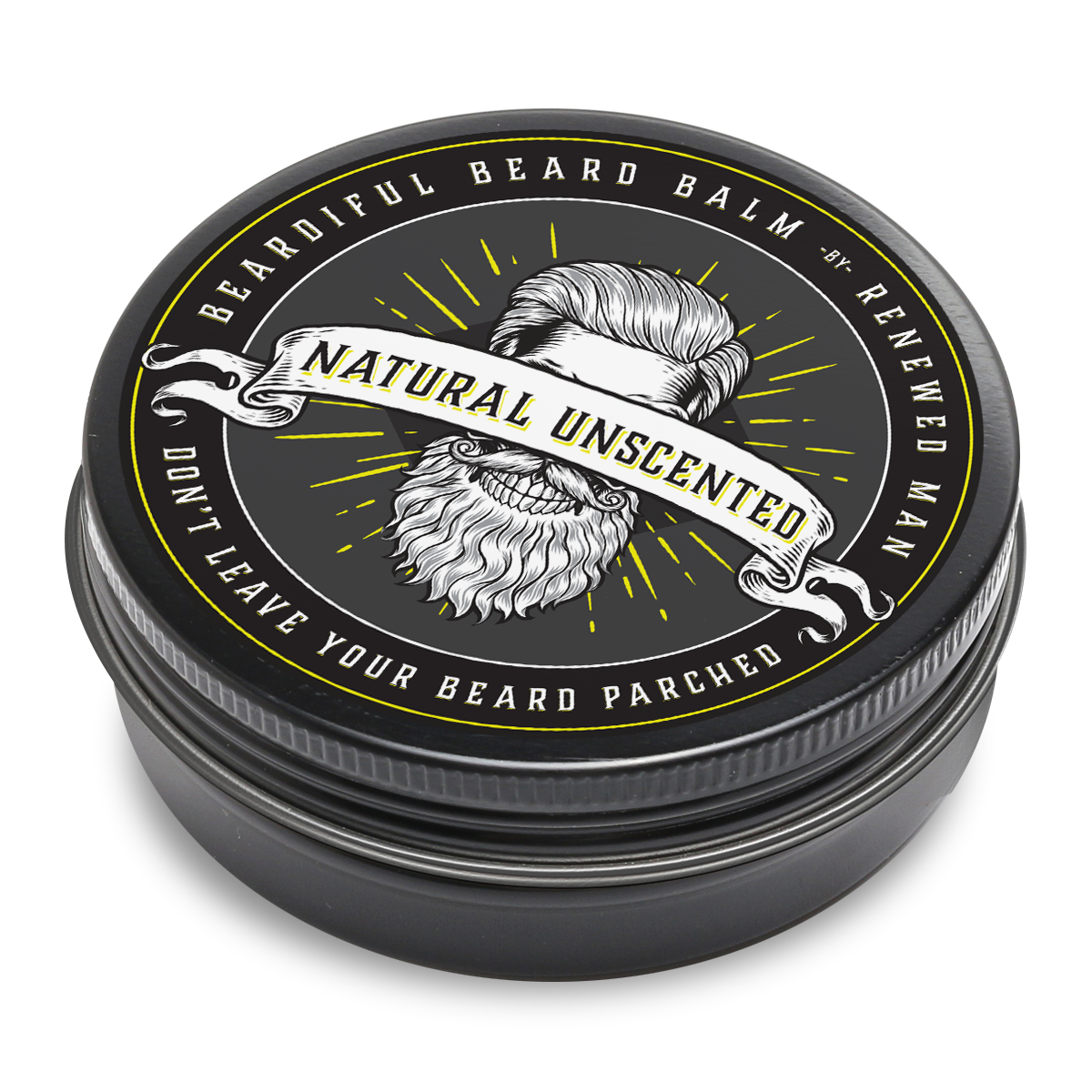 Natural Unscented - Balm