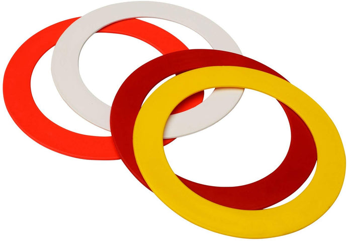 Cintz Juggling Rings, Set of 4
