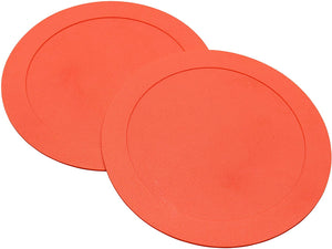 Cintz Poly Spots - Set of 12, Orange Color