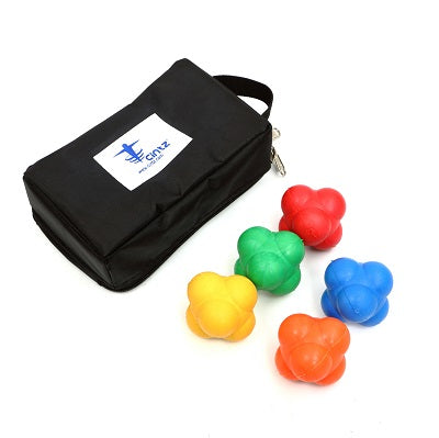 Cintz Reaction Ball (Set of 5) with carry bag