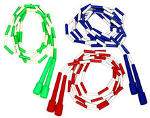 Load image into Gallery viewer, Cintz Segmented skipping ropes, Set of 3, Colors may vary
