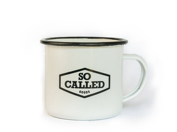 Enamel Travel Mug