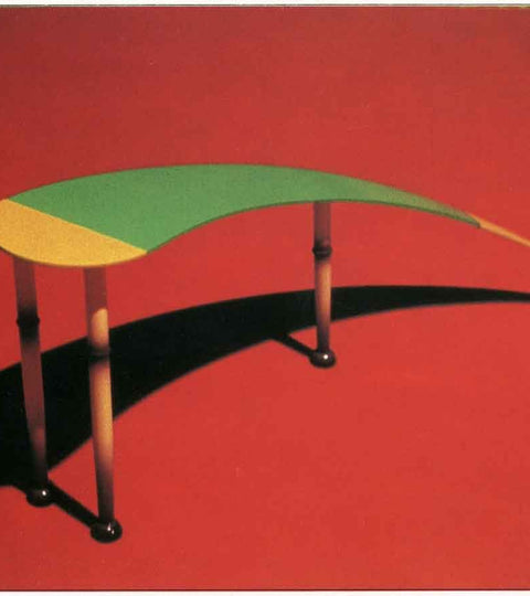 Andrea Branzi small table for Zabro
