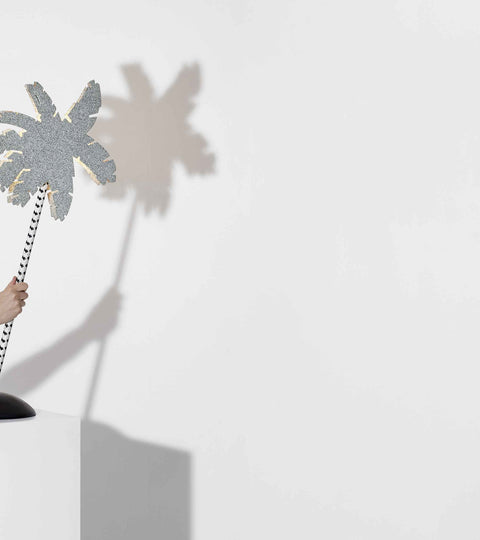 The Fiorucci Palm Tree lamp by Targetti Sankey