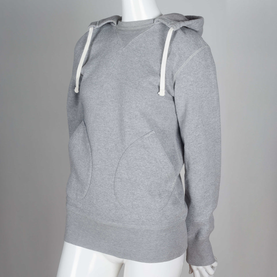 Gray hoodie by Junya Watanabe Comme des Garcons Eye Man 2012.