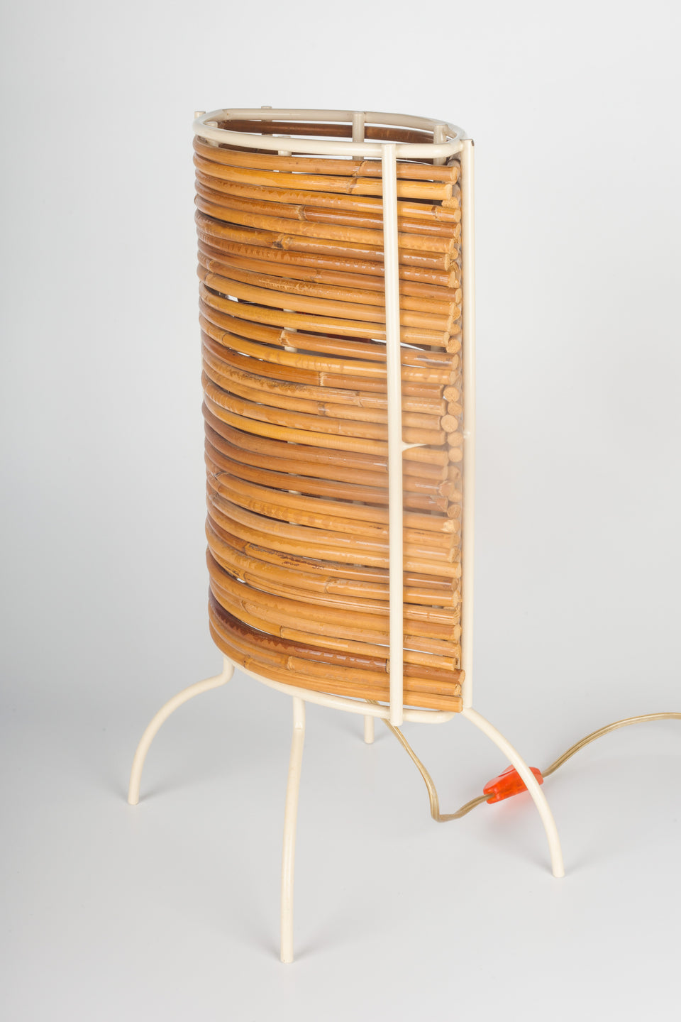 CAMPANA BROTHERS for FONTANA ARTE Bambu Lamp, Ltd. Ed., 2000