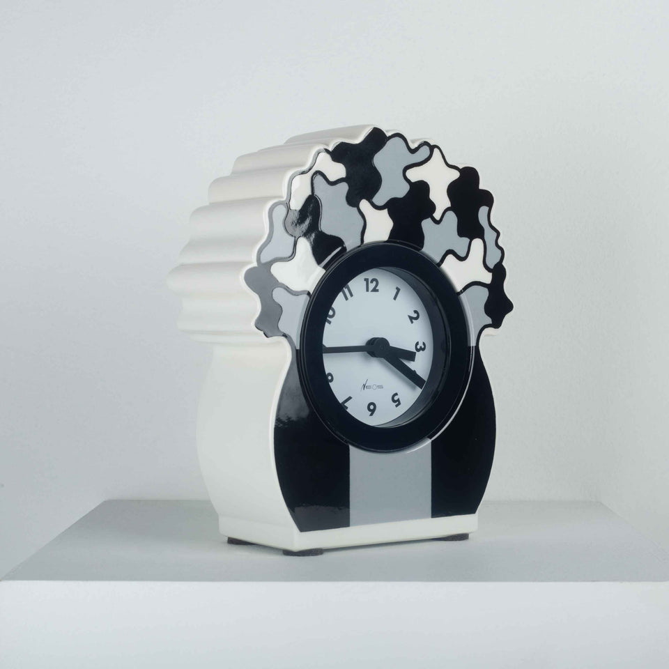 Desk Clock by GEORGE SOWDEN for NEOS, Italy, 1980S