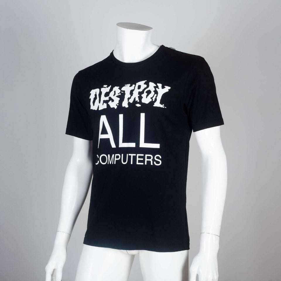 Destroy All Computers Undercover T-shirt by Jun Takahashi, 2016