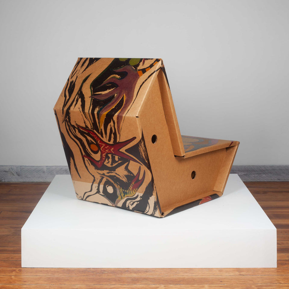 CDG TARO OKAMOTO Chair, Ltd. Ed., Japan, 2011