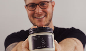 Meet The Maker: Jimmy Jackson, Owner of Flame Candle Co.