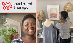 New Origin Shop was featured by Apartment Therapy!