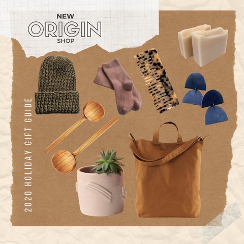 New Origin Shop 2020 Holiday Gift Guide