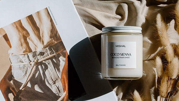 Mishal - Coco Sienna Candle