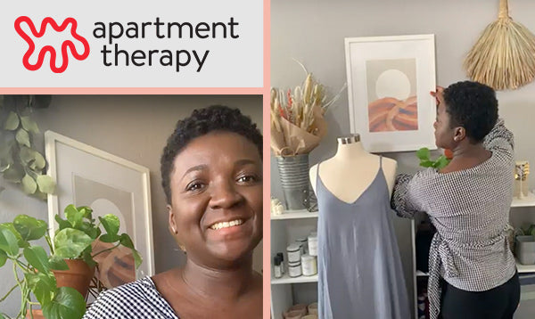 New Origin Shop Blog - New Origin Shop was Featured by Apartment Therapy!