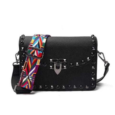 The Vegan Warehouse - Ruby Cross Body - Black - New Origin Shop