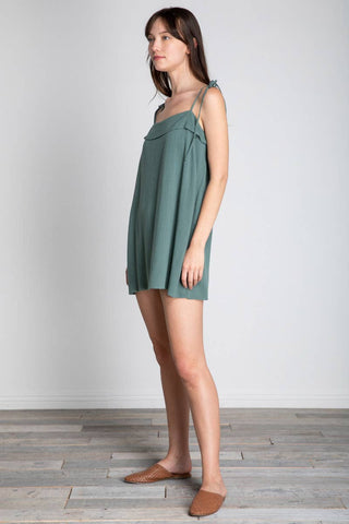 Ruffle Tie Dress - New Origin Shop