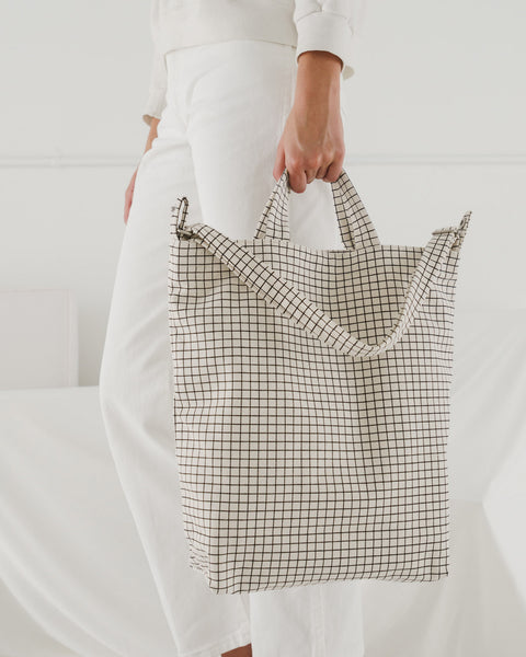 Duck Bag Natural Grid - New Origin Shop