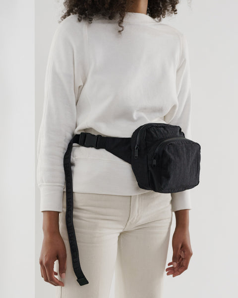 Fanny Pack Black - New Origin Shop