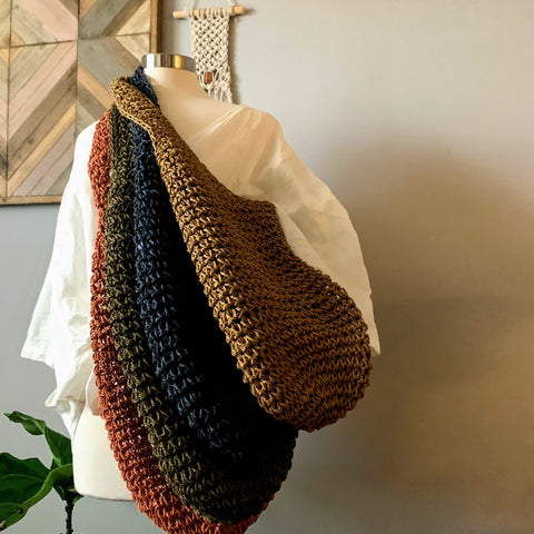 Jute Mesh Bag - New Origin Shop