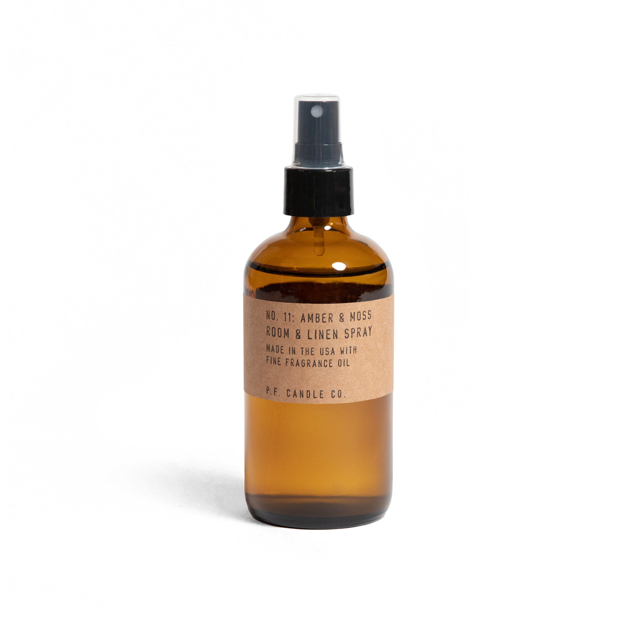 Amber & Moss Room & Linen Spray - New Origin Shop