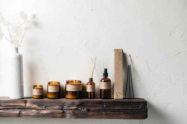 Golden Coast Soy Candle - New Origin Shop