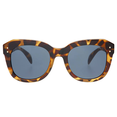 FREYRS Eyewear - Sweet Peach Tortoise Sunglasses- New Origin Shop