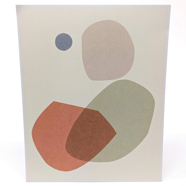 Abstract Series No.8 Art Print - New Origin Shop