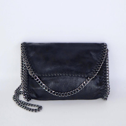 The Vegan Warehouse - Alicia Cross Body - Black - New Origin Shop