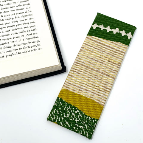 Pebbled Wave Bookmark