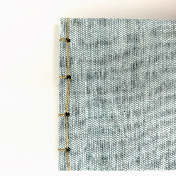 essex linen handmade journal