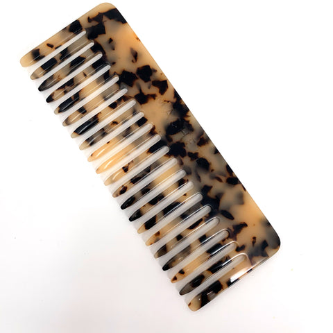 No. 2 Comb in Blonde Tortoise - New Origin Shop