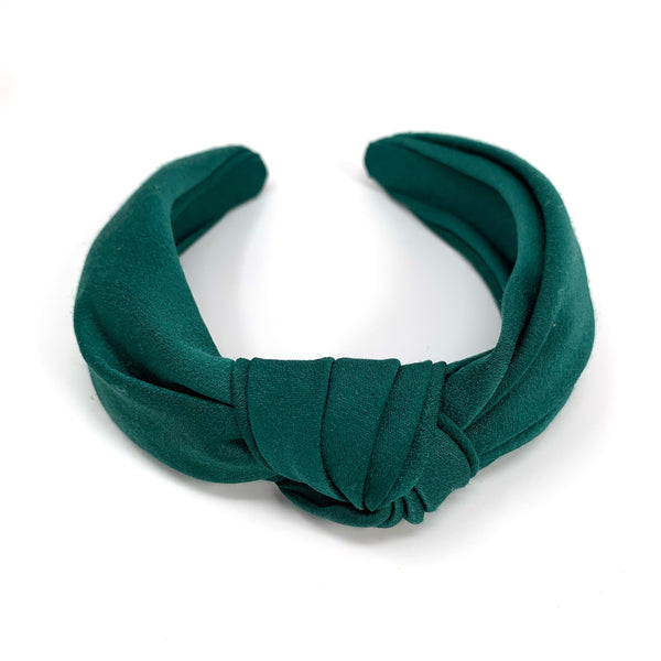 Satin Knot Headband - New Origin Shop