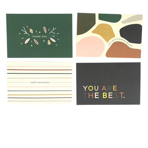 Essential Post Card Set - New Origin Shop