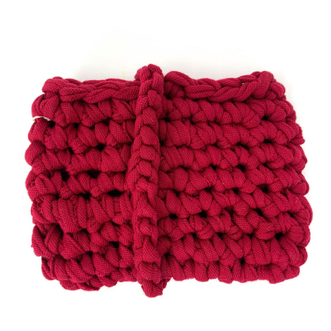 Crochet Clutch Wallet - New Origin Shop